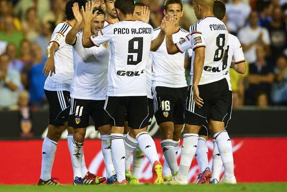 Además de estos equipos, el Valencia parece mostrar una nueva cara con r...