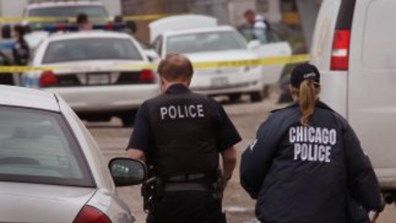 La ciudad de Chicago está siendo afectada por un alto índice de homicidi...