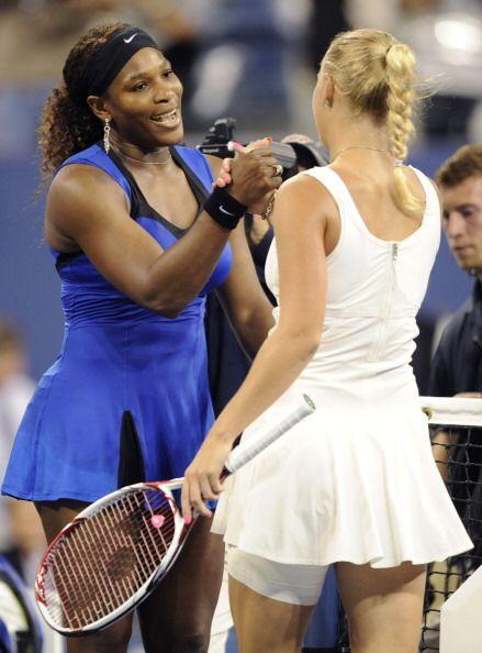 Williams se enfrentará en la final ante la australiana Samantha Stosur,...