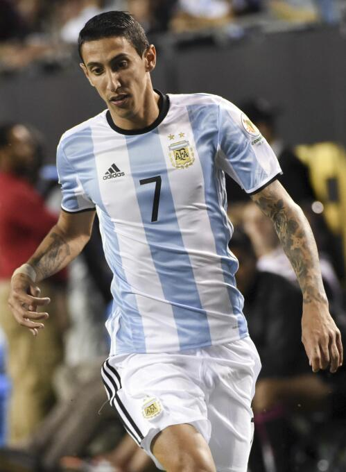 Los argentinos dominan el XI Ideal de la #Copa100 GettyImages-539310666.jpg