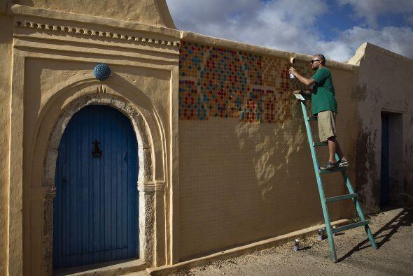 El talento de los participantes es inigualable y han llegado a Túnez par...