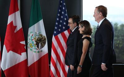 Canadá, Estados Unidos y México acordaron extender las mes...