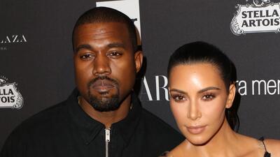 Kim Kardashian y Kanye West se roban todas las miradas en Nueva York