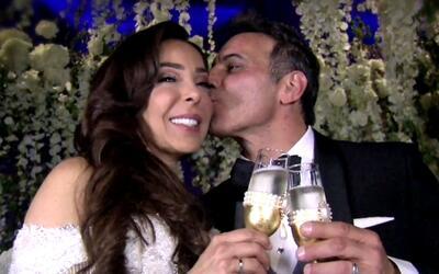 Conoce lo que más le impresionó a Raúl y Lili en la boda de Gelena y Steve