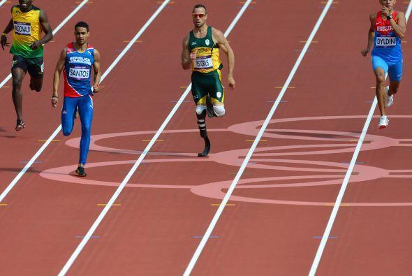 Una vez más, la experiencia del corredor terminó en las semifinales, ter...