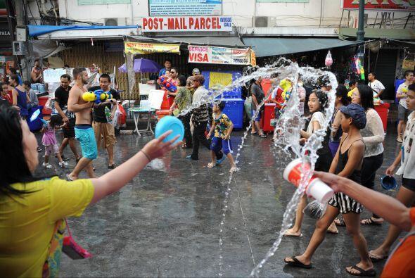 Una de las mejores forma de purificarse y divertirse.