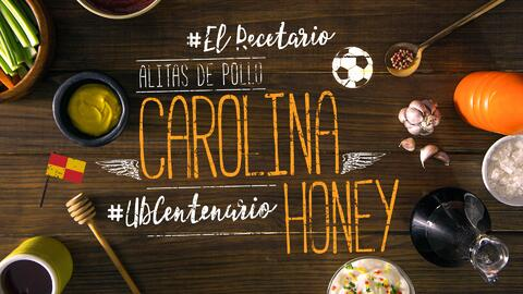 Alitas Carolina Honey #UDCentenario (video)