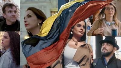 Pedazos de patria: así construyen los venezolanos su vida al recordar el lugar que dejaron por una crisis