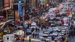 Explosión Nueva york