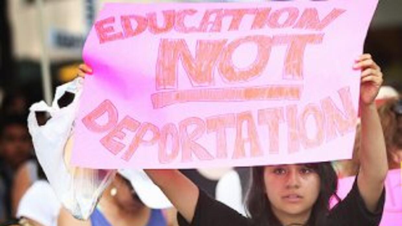 La caminata de 21 días por la reforma migratoria clama una ley que inclu...