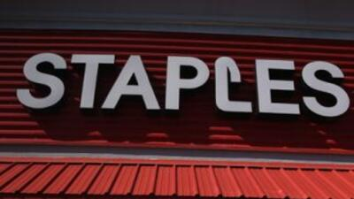 Staples anunció la compra de su rival Office Depot.