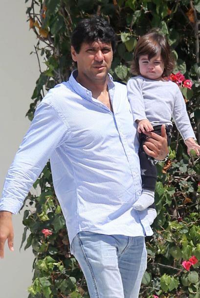 El pequeñito Milan Piqué se ha convertido en uno los nenes más adorables...
