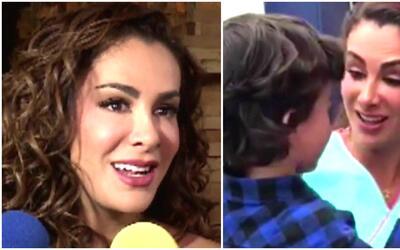 """Ninel Conde es una """"mamá luchona"""" como su personaje"""