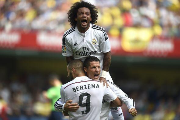 Antes, en la fecha 6, el Real Madrid salió victorioso de El Madri...