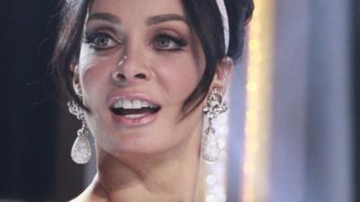 ¡Abran paso a la princesa! Dayanara Torres cumplió lo prometido y cautivó 😍 al público de MQB
