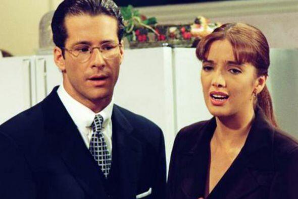 Fernando Carrillo quedó enamorado de Adela en esta producción y, aunque...