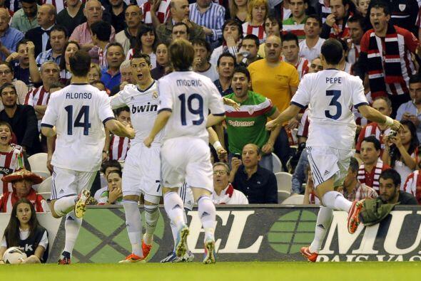 El mismo Cristiano volvería a hacer de las suyas para poner el 2-0.