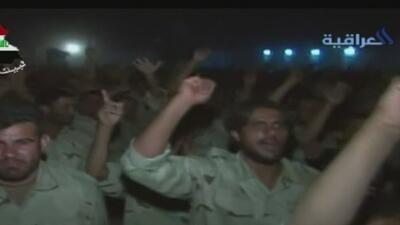 Estados Unidos enviará militares a Irak para apoyar al gobierno de Bagdad