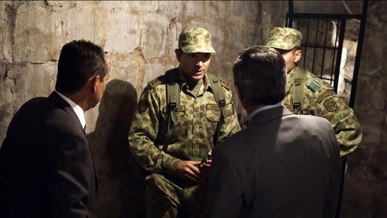El gobierno colombiano descubrió que Escobar se escapó de La Catedral