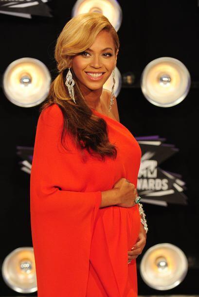 PRESUME SU EMBARAZO. Sin duda, el embarazo de Beyoncé es uno de los inol...