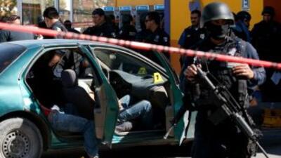 La violencia del narcotráfico ha dejado más de 50 mil muertos en México.