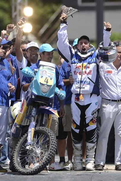 El Rally Dakar 2011 fue el más grande de la historia con casi 500 vehícu...