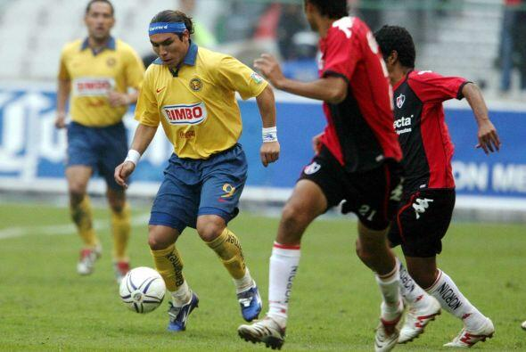 En los cuartos de final del Apertura 2006 América había sa...