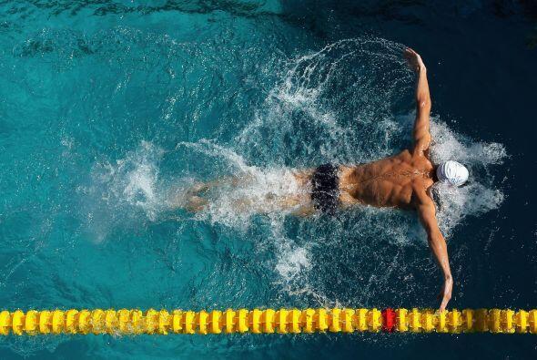Tercera derrota consecutiva en los 200 metros mariposa en la reunión de...