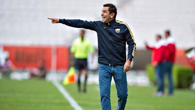 David Patiño ha trabajado con las fuerzas básicas de Pumas desde 2012.