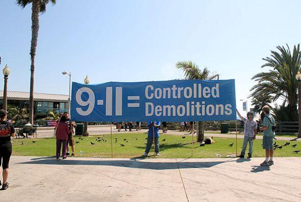 ¿Tienes dudas sobre el 11 de septiembre de 2001?