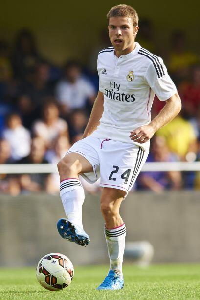 Asier Illarramendi: Es un mediocampista español que milita en el Real Ma...