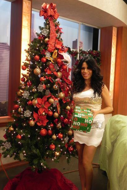 """""""Mucha gente piensa que hay que gastar mucho en regalos. Pero con dar y..."""