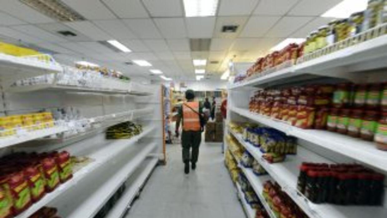 Desabasto en Venezuela