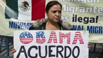 Millones de inmigrantes radican en EEUU sin autorización oficial.
