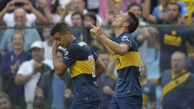 Boca Juniors ligó su tercera victoria en el torneo