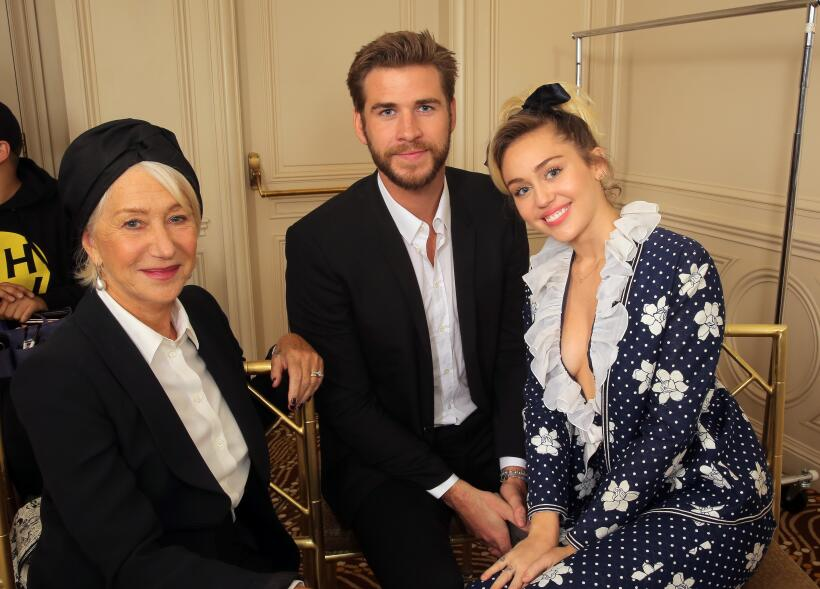 Miley Cyrus en evento de Variety's Power of Women
