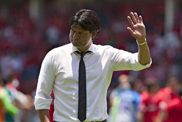 José Saturnino ha puesto su marca ofensiva al frente del Toluca. De buen...