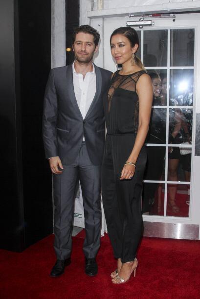 DE LA TV AL ALTARMatthew Morrison, se casó con su novia, la actriz Renee...