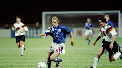 Historias de Mundiales: el poder de la mujer por primera vez en la gran cita del fútbol