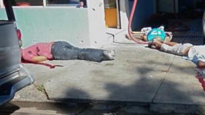 Un comando atacó un taller mecánico en el estado de Tabasco, dejando al...