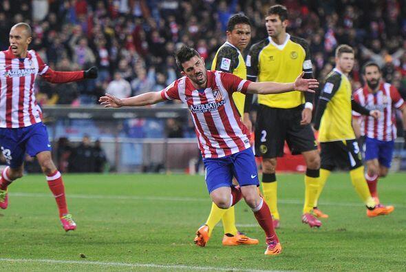 El Atlético Madrid, que se podría haber colocado como líder en caso de h...