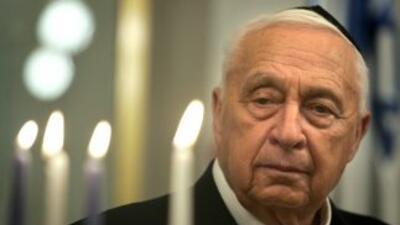 La salud de ex primer ministro israelí, en coma desde 2006, ha empeorado...
