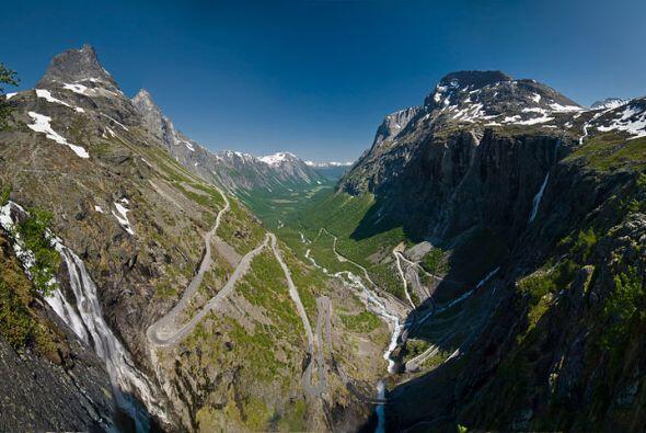 Trollstigen, Rauma, Norway  (Foto: Stefan Krause)