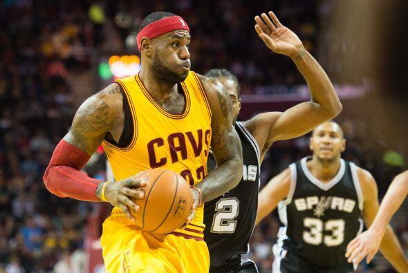 En cuestión de baloncesto, muchos esperan que Lebron James vuelva a una...