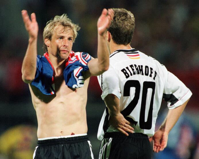 Cuando Davor Suker y Croacia sorprendieron al mundo en Francia 98 ap-980...