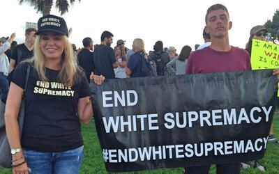 Protesta Laguna Beach