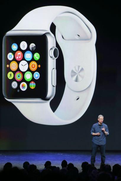 La interacción con el Apple Watch no está limitada sólo por su pantalla...