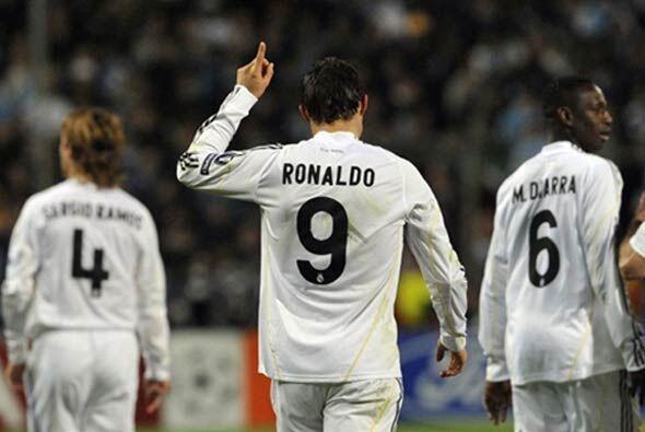El Real Madrid terminó así en el primer lugar de su grupo, por delante d...