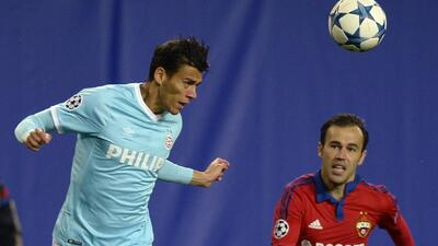 PSV vs. CSKA