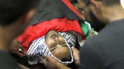La ONU ha señalado que la mayoría de las víctimas palestinas son civiles.